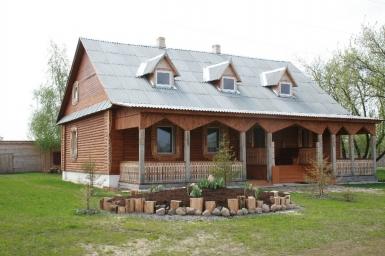 Дом охотника и рыболова - место для отдыха