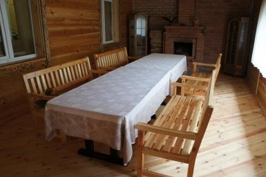 Уютная зона отдыха