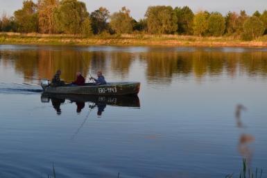 Охота и рыболовство