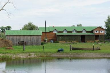 Туристическая база Торока в Конковичах